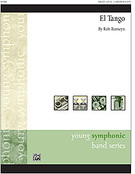 Cover icon of El Tango (COMPLETE) sheet music for concert band by Rob Romeyn