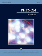 Cover icon of Phenom (COMPLETE) sheet music for concert band by Vince Gassi