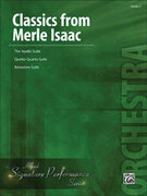 Cover icon of Classics from Merle Isaac (COMPLETE) sheet music for string orchestra by Merle Isaac