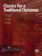Cover icon of Classics for a Traditional Christmas, Level 1 (COMPLETE) sheet music for string orchestra by Anonymous, Mark Williams and John O'Reilly