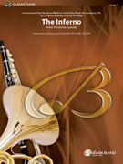 Cover icon of The Inferno sheet music for concert band (full score) by Robert W. Smith