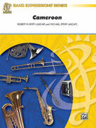 Cover icon of Cameroon sheet music for concert band (full score) by Robert W. Smith and Michael Story