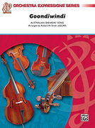 Cover icon of Goondiwindi sheet music for string orchestra (full score) by Robert W. Smith