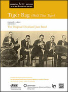 Cover icon of Tiger Rag (COMPLETE) sheet music for jazz band by D.J. LaRocca and D.J. LaRocca, intermediate jazz band