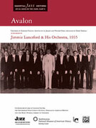 Cover icon of Avalon sheet music for jazz band (full score) by Giacomo Puccini
