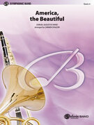 Cover icon of America the Beautiful (COMPLETE) sheet music for concert band by Anonymous