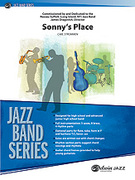 Cover icon of Sonny's Place sheet music for jazz band (full score) by Carl Strommen, easy/intermediate