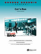 Cover icon of Cut 'n Run sheet music for jazz band (full score) by Gordon Goodwin, advanced jazz band (full score)
