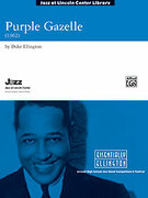 Cover icon of Purple Gazelle sheet music for jazz band (full score) by Duke Ellington