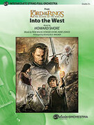 Cover icon of Into the West sheet music for string orchestra (full score) by Howard Shore, Fran Walsh, Annie Lennox and Douglas E. Wagner
