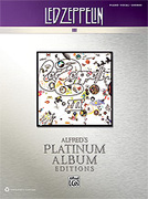 Cover icon of Celebration Day sheet music for piano, voice or other instruments by Jimmy Page, Led Zeppelin, Robert Plant and John Paul Jones