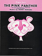 Cover icon of The Pink Panther sheet music for piano solo by Henry Mancini