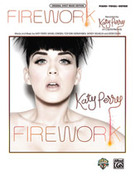 Cover icon of Firework sheet music for piano, voice or other instruments by Katy Perry, Mikkel Eriksen, Tor Erik Hermansen, Sandy Wilhelm and Ester Dean