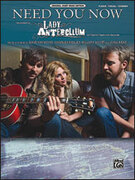 Cover icon of Need You Now sheet music for piano, voice or other instruments by Dave Haywood and Lady Antebellum, easy/intermediate