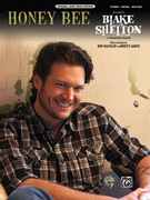 Cover icon of Honey Bee sheet music for piano, voice or other instruments by Ben Hayslip, Blake Shelton and Rhett Akins