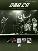 Cover icon of Movin' On sheet music for guitar solo (authentic tablature) by Mick Ralphs and Bad Company
