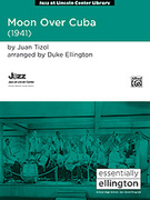 Cover icon of Moon over Cuba sheet music for jazz band (full score) by Duke Ellington, advanced