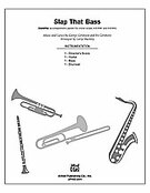 Cover icon of Slap That Bass (COMPLETE) sheet music for Choral Pax by George Gershwin, Ira Gershwin and Larry Shackley, classical score, easy/intermediate