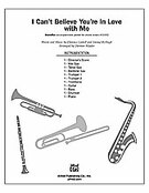 Cover icon of I Can't Believe That You're in Love with Me (COMPLETE) sheet music for Choral Pax by Clarence Gaskill, Jimmy McHugh and Darmon Meader, easy/intermediate skill level