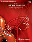 Cover icon of Stairway to Heaven, Theme from (COMPLETE) sheet music for string orchestra by Led Zeppelin, Jimmy Page, Robert Plant and Bob Phillips