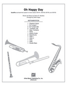 Cover icon of Oh Happy Day sheet music for Choral Pax (full score) by Edwin R. Hawkins and Mark Hayes