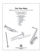 Cover icon of The Time Warp (COMPLETE) sheet music for Choral Pax by Richard O'Brien, easy/intermediate skill level