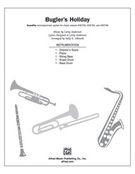 Cover icon of Bugler's Holiday sheet music for Choral Pax (full score) by Leroy Anderson and Sally K. Albrecht