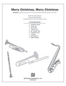 Cover icon of Merry Christmas, Merry Christmas sheet music for Choral Pax (full score) by John Williams, Leslie Bricusse, Tom Fettke and Thomas Grassi
