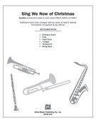 Cover icon of Sing We Now of Christmas (COMPLETE) sheet music for Choral Pax by Anonymous and Andy Albritton, Christmas carol score, easy/intermediate Choral Pax