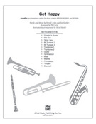 Cover icon of Get Happy (COMPLETE) sheet music for Choral Pax by Harold Arlen, Ted Koehler and Philip Kern, easy/intermediate