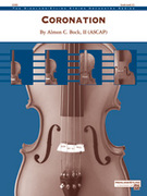Cover icon of Coronation (COMPLETE) sheet music for string orchestra by Almon C. Bock, easy/intermediate