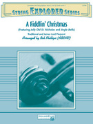 Cover icon of A Fiddlin' Christmas sheet music for string orchestra (full score) by James Pierpont, James Pierpont and Bob Phillips