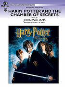 Cover icon of Harry Potter and the Chamber of Secrets, Symphonic Suite from sheet music for concert band (full score) by John Williams, intermediate