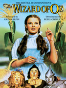 Cover icon of The Wizard of Oz -- Choral Revue (COMPLETE) sheet music for Choral Pax by Anonymous, Greg Gilpin and Pete Schmutte, easy/intermediate