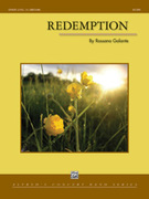 Cover icon of Redemption (COMPLETE) sheet music for concert band by Rossano Galante