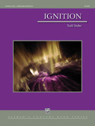 Cover icon of Ignition sheet music for concert band (full score) by Todd Stalter, intermediate concert band (full score)