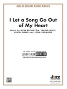Cover icon of I Let a Song Go Out of My Heart sheet music for jazz band (full score) by Duke Ellington