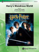 Cover icon of Harry's Wondrous World (COMPLETE) sheet music for string orchestra by John Williams and Douglas E. Wagner