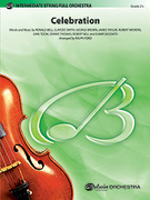 Cover icon of Celebration (COMPLETE) sheet music for full orchestra by Ronald Bell and James Taylor, easy/intermediate
