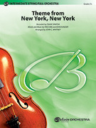 Cover icon of New York, New York, Theme from sheet music for full orchestra (full score) by John Kander, Fred Ebb and Bob Cerulli, easy/intermediate orchestra