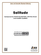 Cover icon of Solitude sheet music for jazz band (full score) by Duke Ellington