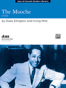 Cover icon of The Mooche sheet music for jazz band (full score) by Duke Ellington and Irving Mills, intermediate skill level