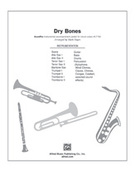 Cover icon of Dry Bones (COMPLETE) sheet music for Choral Pax by Anonymous and Mark Hayes, easy/intermediate skill level
