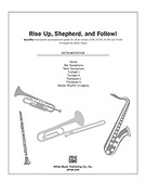 Cover icon of Rise Up, Shepherd, and Follow! sheet music for Choral Pax (full score) by Anonymous and Mark Hayes, easy/intermediate skill level