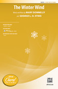 Cover icon of The Winter Wind sheet music for choir (2-Part) by Mary Donnelly and George L.O. Strid