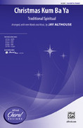 Cover icon of Christmas Kum Ba Ya sheet music for choir (SSA) by Anonymous and Jay Althouse