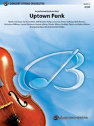 Cover icon of Uptown Funk sheet music for string orchestra (full score) by Bruno Mars, Philip Lawrence and Mark Ronson, intermediate skill level