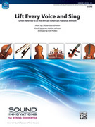 Cover icon of Lift Every Voice and Sing (COMPLETE) sheet music for string orchestra by J. Rosamond Johnson, intermediate