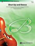 Cover icon of Shut Up and Dance (COMPLETE) sheet music for string orchestra by Ryan McMahon, Benjamin Berger, Nicholas Petricca, Sean Waugaman and Kevin Ray