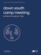 Cover icon of Down South Camp Meeting sheet music for jazz band (full score) by Fletcher Henderson, intermediate skill level